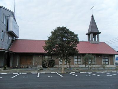 伊都キリスト教会