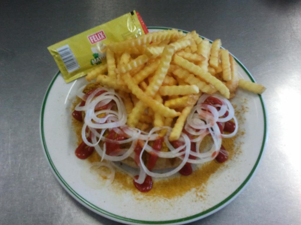 Currywurst Spezial