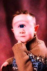 Weird Child, (auteur inconnu de moi)