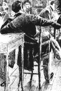 Détail d'après Alcide Théophile Robaudi