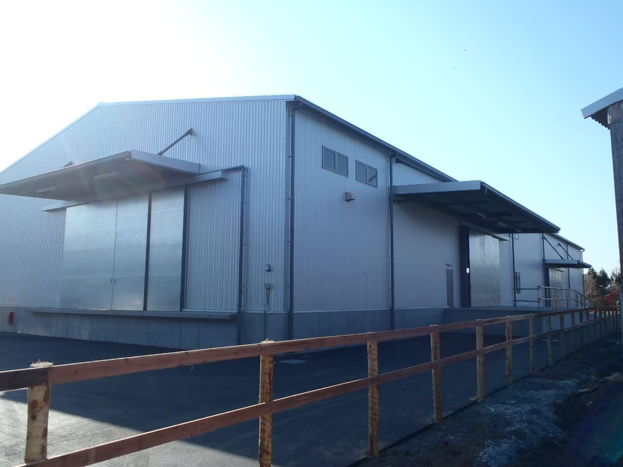 香取市 K倉庫 2