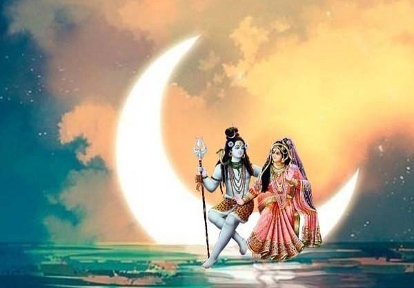 Карвачот - день мужа и жены. Пуджа для Шивы и Парвати