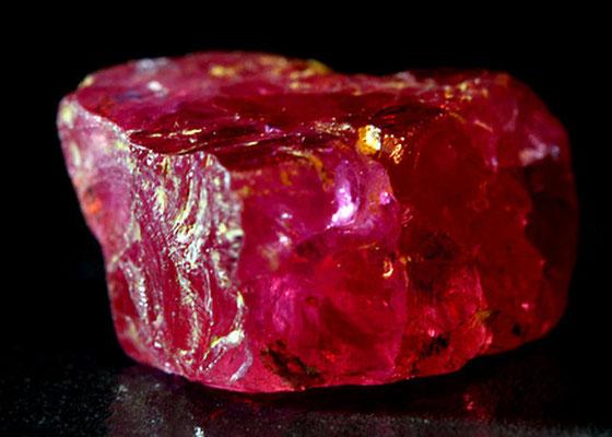 Рубин - основной камень Солнца
