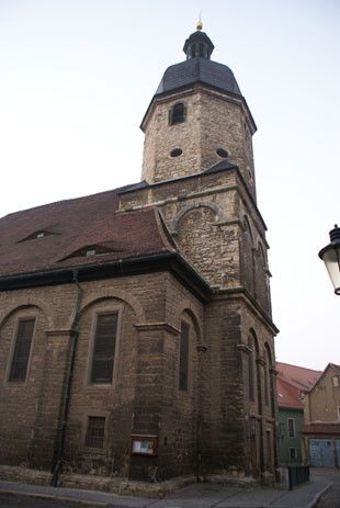 Othmarskirche in Naumburg