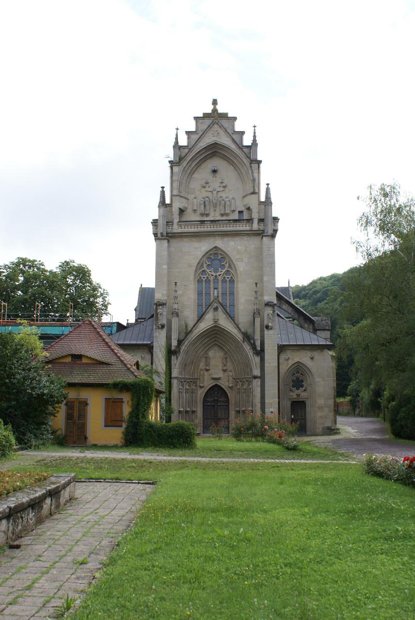 ehemaliges Zisterzienserkloster S. M. ad Portam