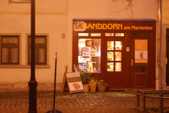 Einkaufen in Naumburg