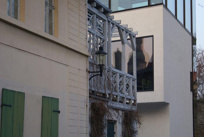 Nietzsche Haus und Dokumentationszentrum in Naumburg