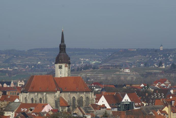 Stadtpfarrkirche Sankt Wenzel in Naumburg