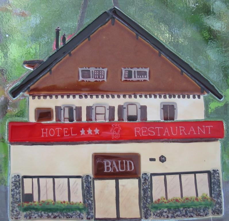 restaurant Baud à Bonne (Haute-Savoie)