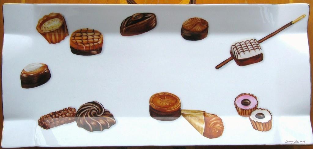 Quelques chocolats