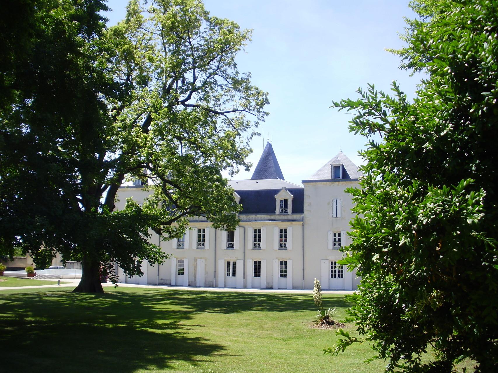 le château de Beaulon....