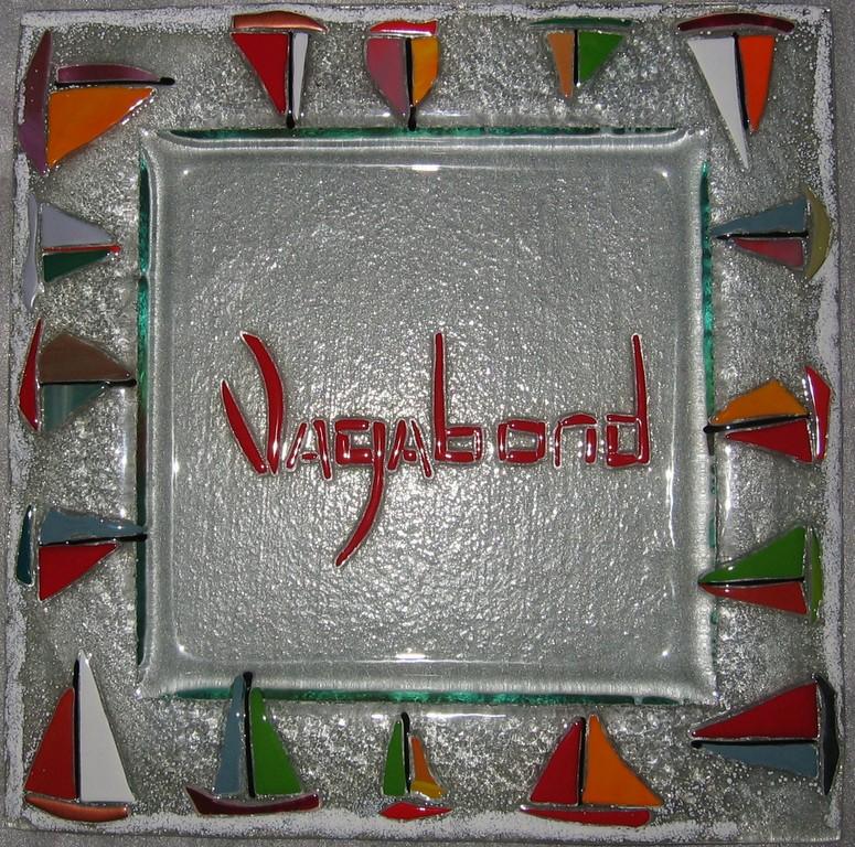 Vagabond, voilier du lac Léman