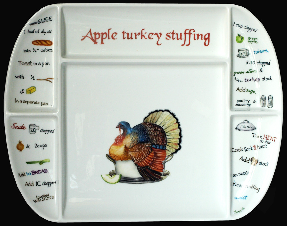 apple turkey stuffing
