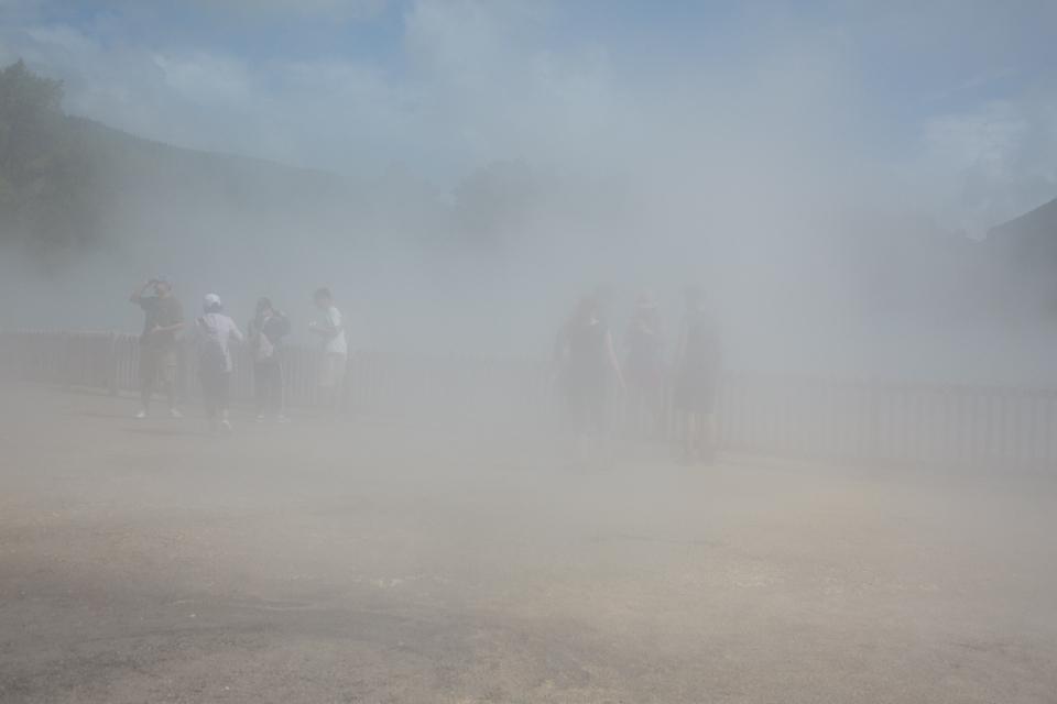 Touristen mit Mandelaugen bieten momentan hier ausnahmsweise mal einen netten Anblick. Ein nerviges Volk. Wirklich!