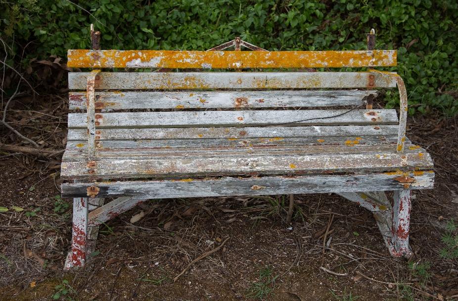 Sitzplätzen, die es auch nicht so genau nehmen ...