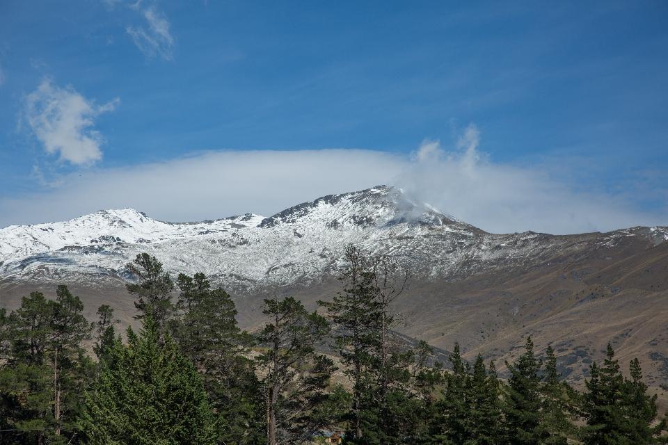 ... und eine fantastische Bergwelt.