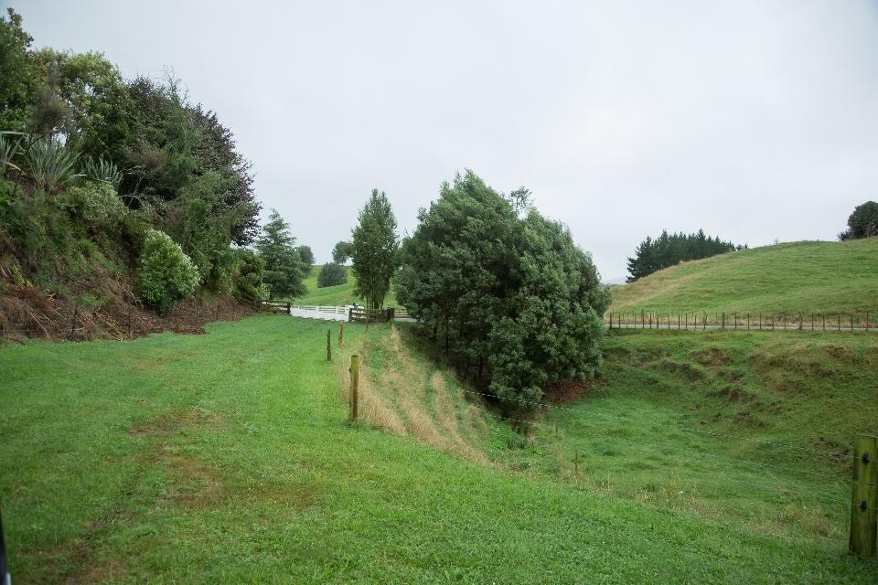 Bei einer neuseeländischen Familie fanden wir eine schöne Unterkunft, die uns wieder ein nettes Plätzchen bescherte.
