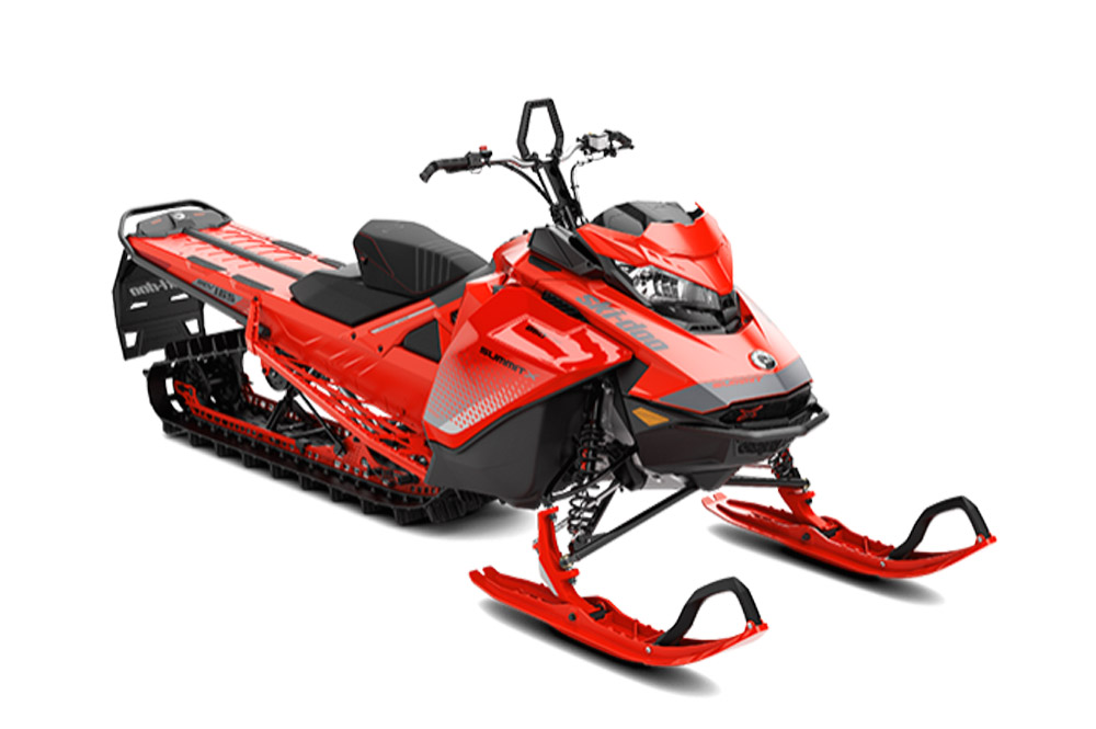 Ski-doo Summit X 850 (2-Takt 850 ccm, 168 PS) Mod. 2019
