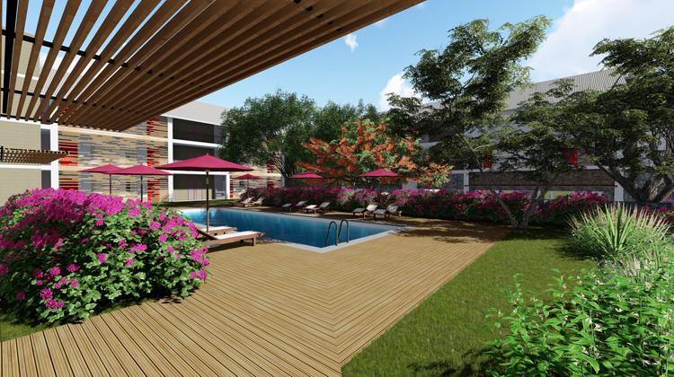 Freedom Hill résidence service sénior pour mauriciens et étrangers freedom hill à l'île Maurice