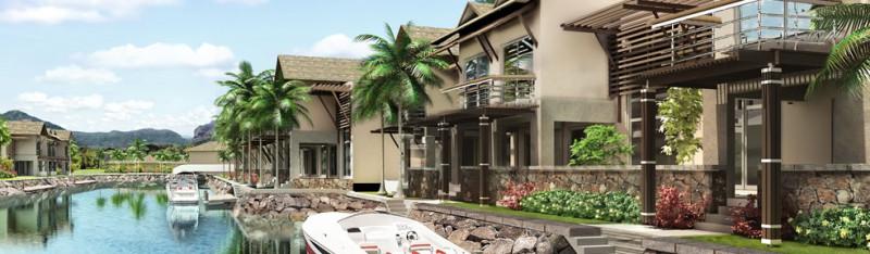 Villas canal duplex IRS LA BALISE MARINA