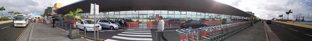 AEROPORT ILE MAURICE