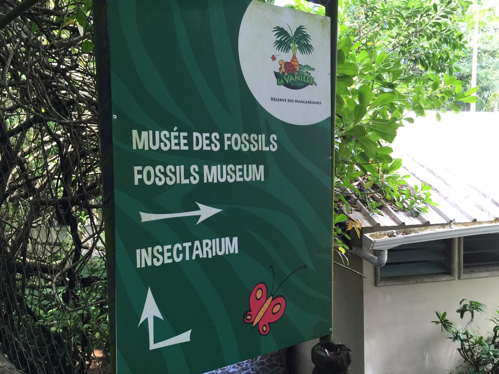 LE MUSEE et INSECTARIUM DE LA VANILLE RESERVE ILE MAURICE