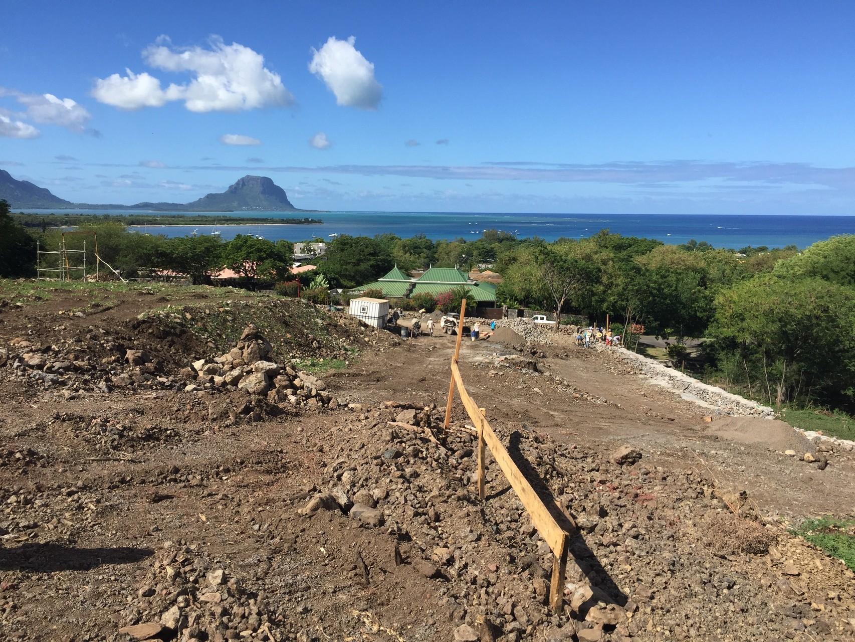 achat immobilier RES vue mer d'exception et de luxe à l'île Maurice en RES OSIRIS VILLAS