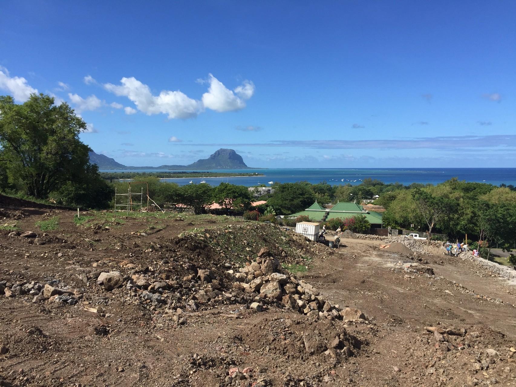 achat immobilier RES vue mer d'exception et de prestige à l'île Maurice en RES OSIRIS VILLAS