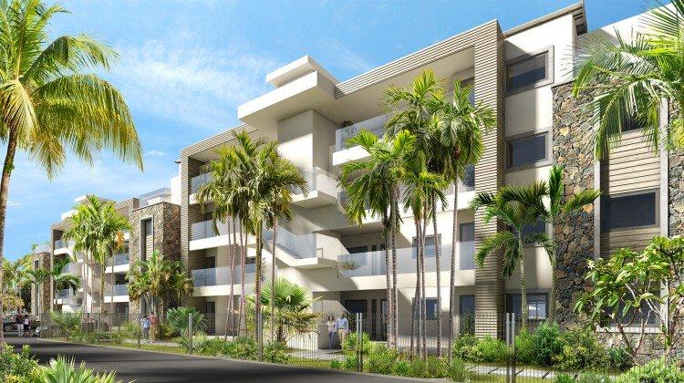 Appartements et Penthouses les jardins du Barachois pds ile maurice