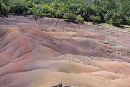 Terre aux 7 couleurs de CHAMAREL