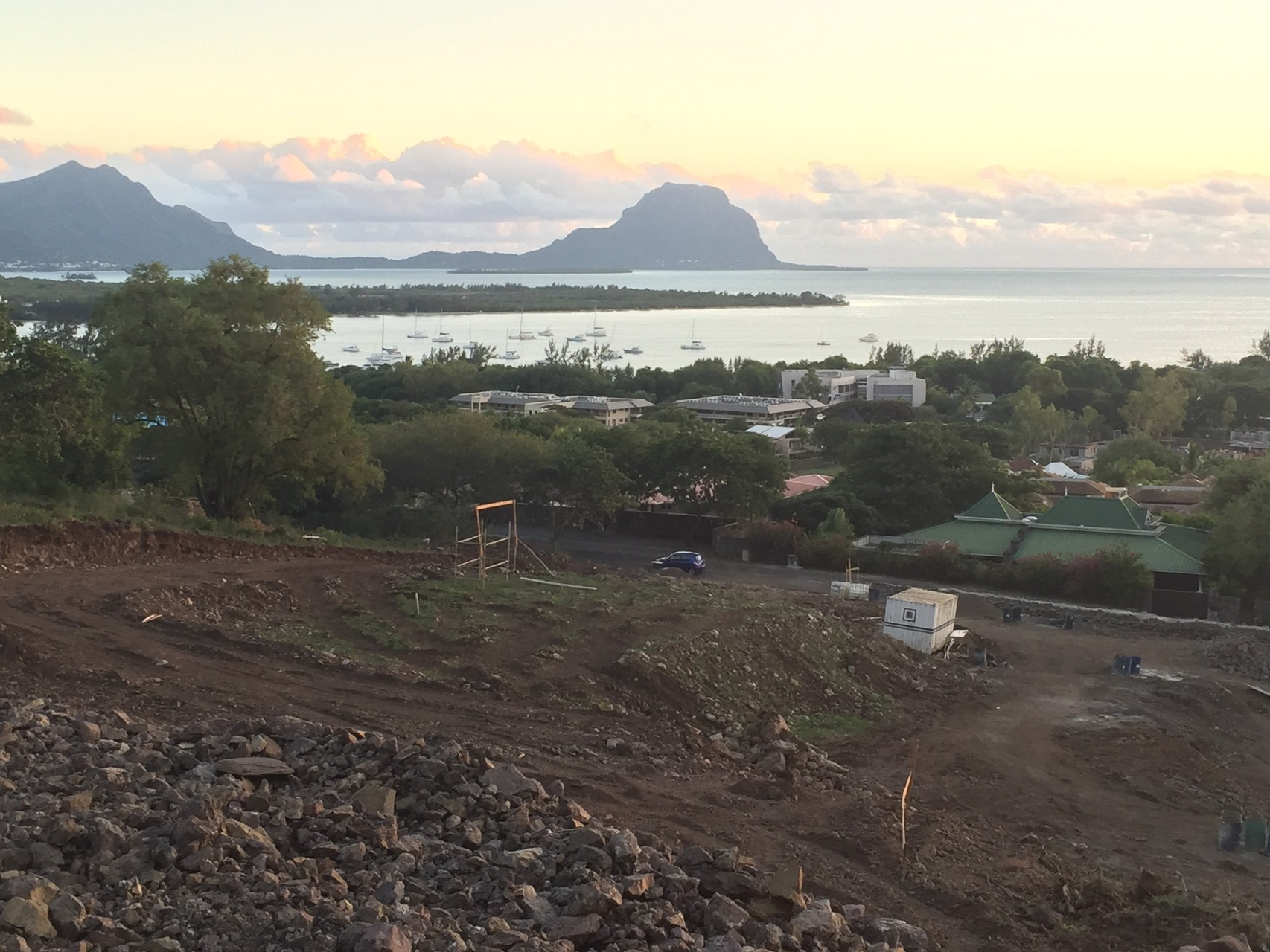 achat immobilier RES vue mer d'exception et de prestige à l'île Maurice en RES OSIRIS MAISONS de LUXE