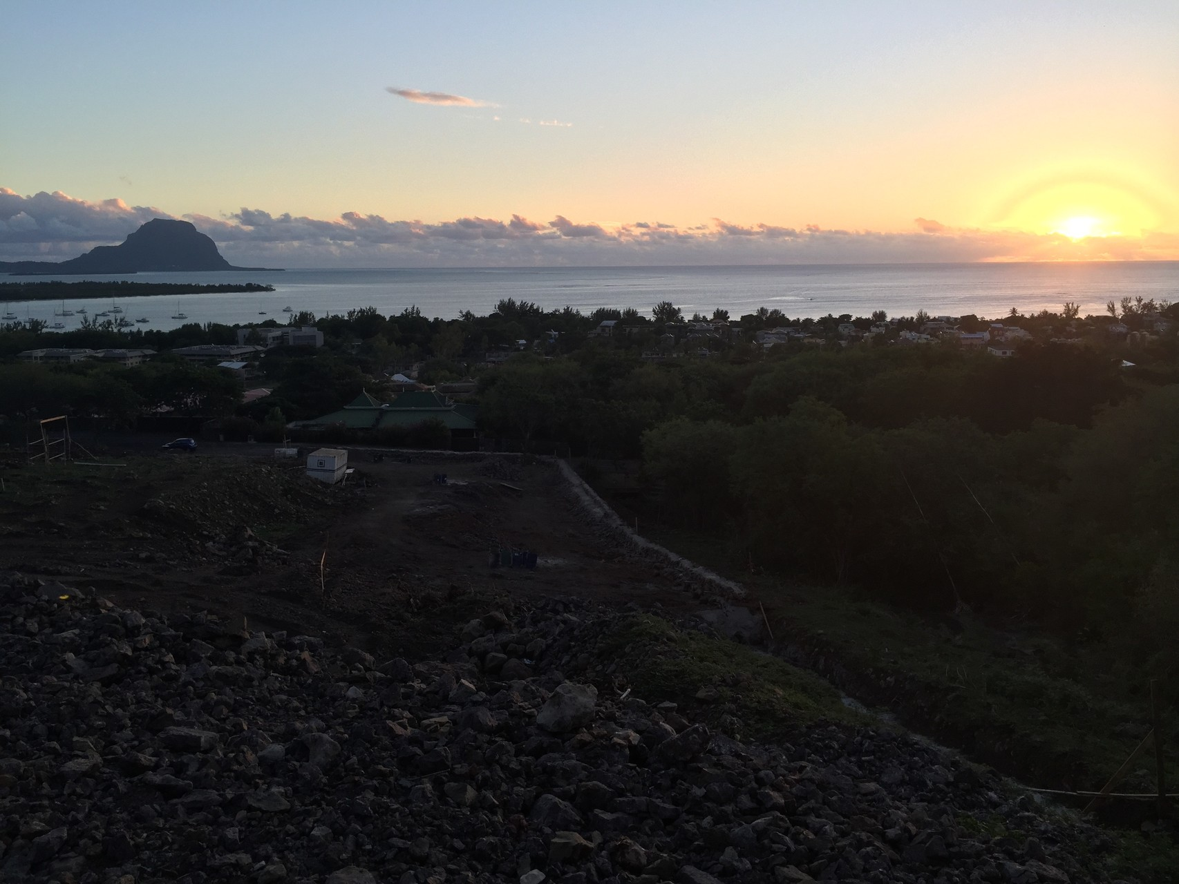achat immobilier RES vue mer d'exception et de prestige à l'île Maurice en RES villas d'HESTIA