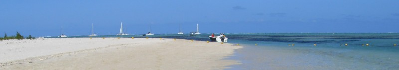 photo plage Ile aux cerfs Ile Maurice