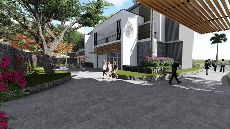 Résidence Freedom Hill appartements et penthouse retraite ile maurice