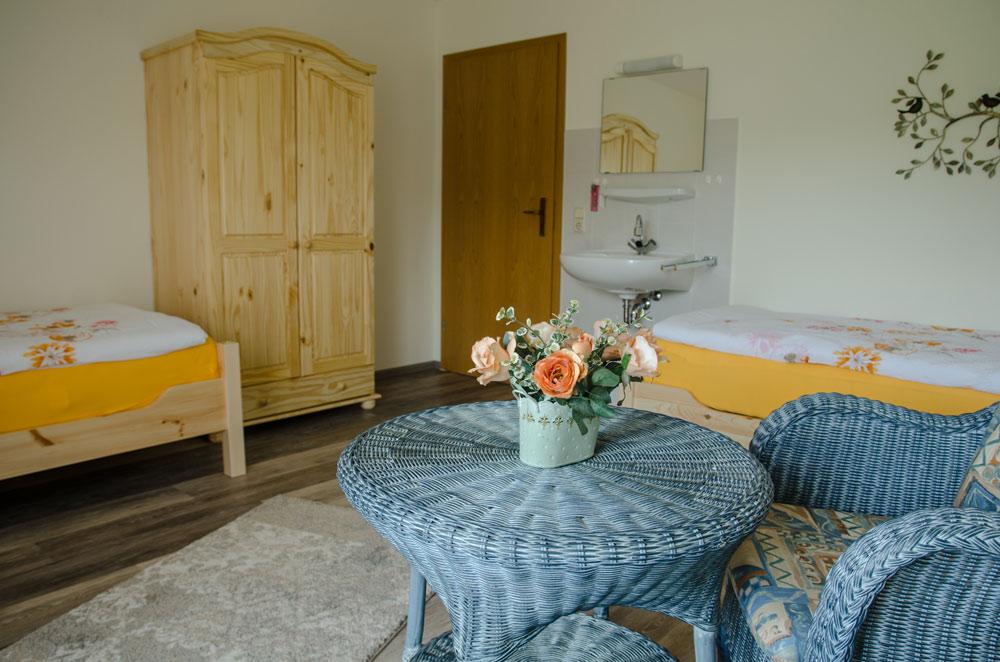 2-Bett-Gästezimmer, Bild 1