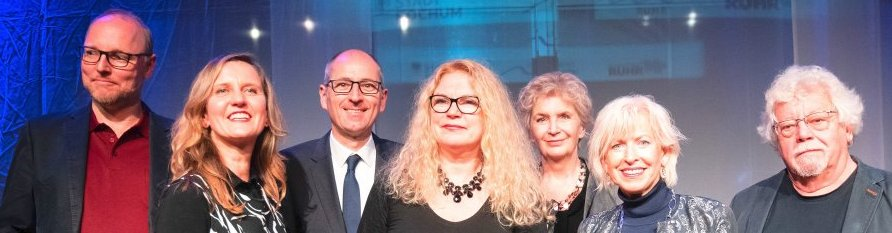 Literaturpreis Ruhr Verleihungsgala 2018