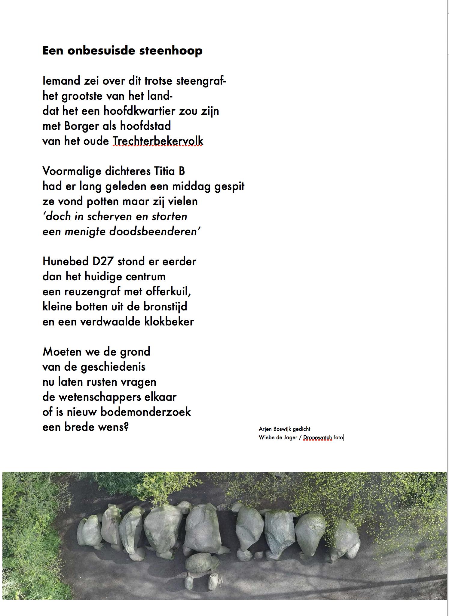 Gedichten Arjen Boswijk Dichter