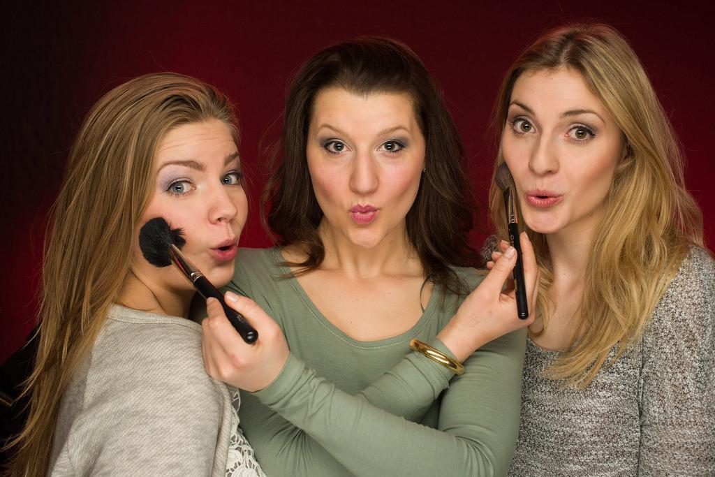 Gönn dir ein Make-up