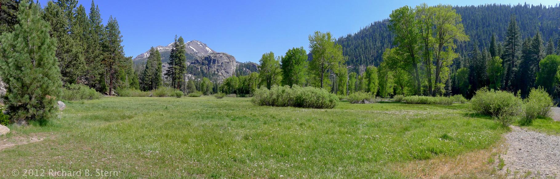 Kennedy Meadows & Lane Lake Backpack Trip