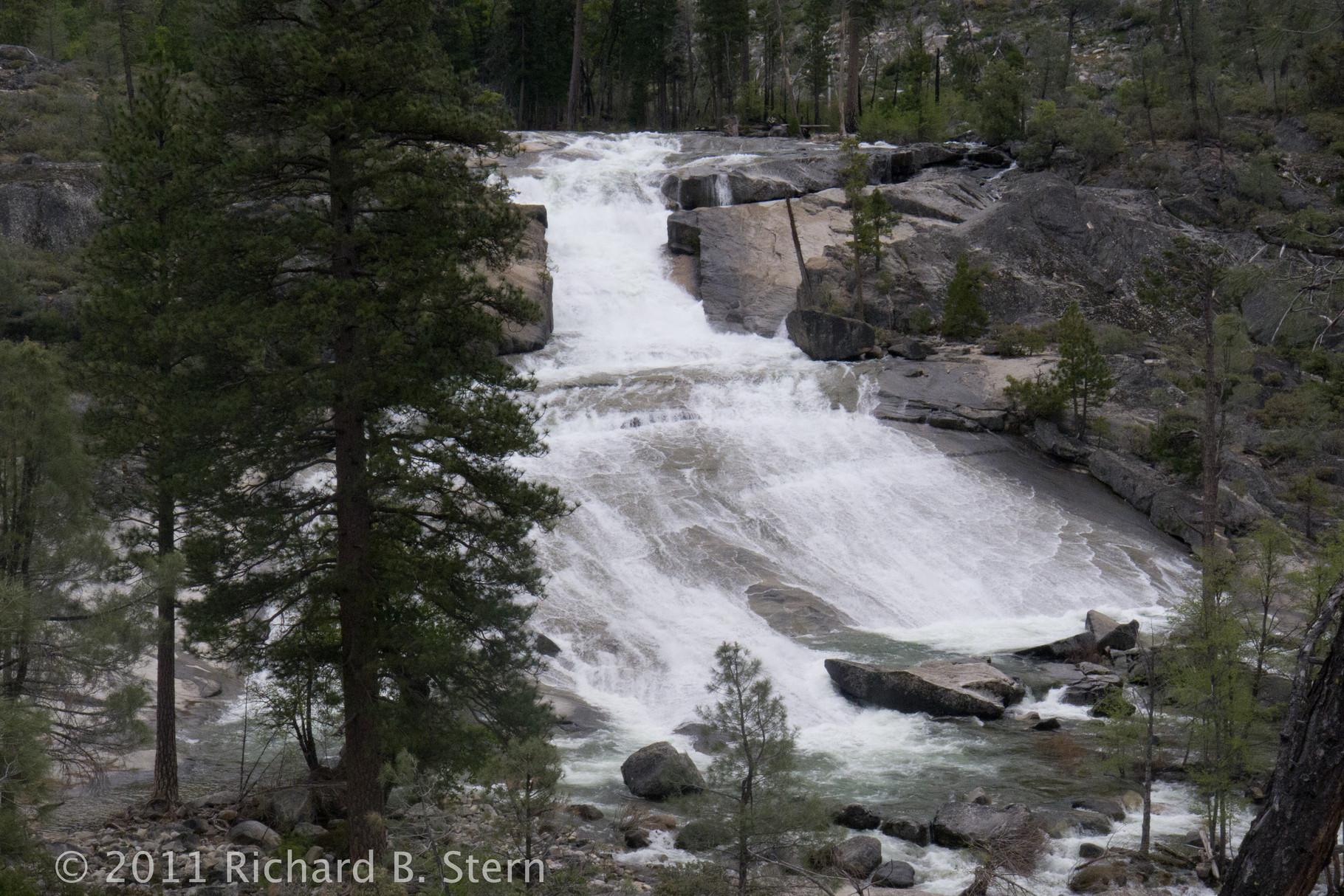 Rancheria Falls Backpack Trip-Yosemite National Park