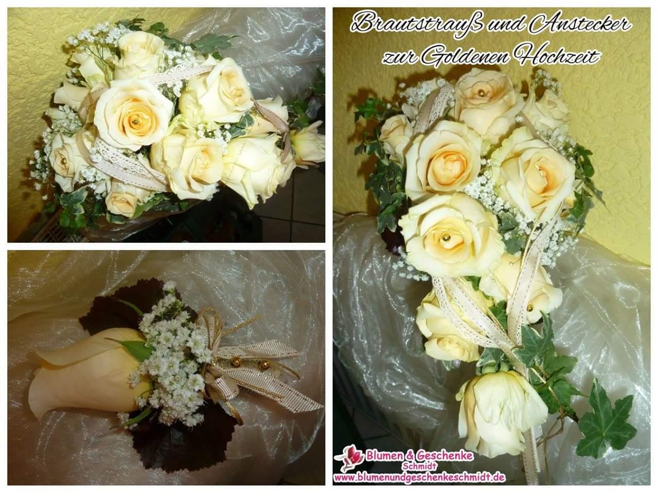 Floristik Blumen Geschenke Schmidt