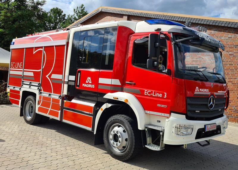 Osterburg modernisiert Fahrzeugflotte der Feuerwehr