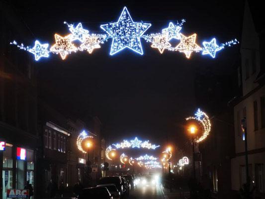 Neue Weihnachtsbeleuchtung für die Innenstadt