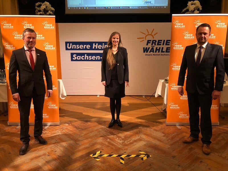 FREIE WÄHLER wählen Landtagsliste