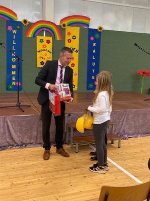 Eröffnungsfeier Grundschule Flessau
