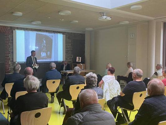 Historischer Stadtgeburtstag mit Dr. Partenheimer
