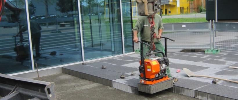 Paving laying machines - Optimas