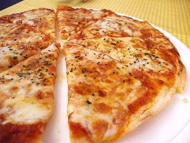 ミックスピザ ¥500