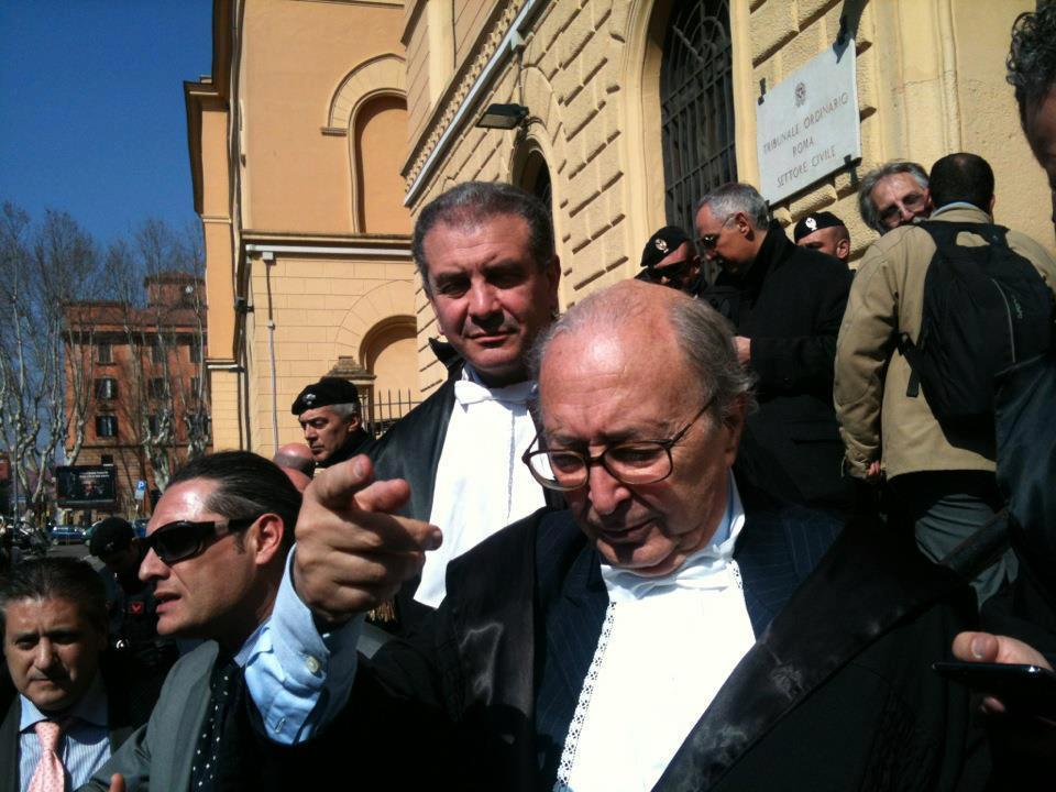 """Con il """"grande"""" Maurizio De Tilla"""