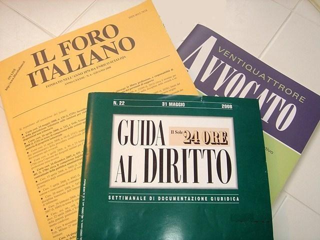 Il precedente giurisprudenziale, inoltre, è ora sulle maggiori riviste giuridiche: su Guida al Diritto (n. 22 del 31 maggio 2008), sul Foro Italiano (n. 6-Giugno 2008) su Famiglia e minori-IPSOA